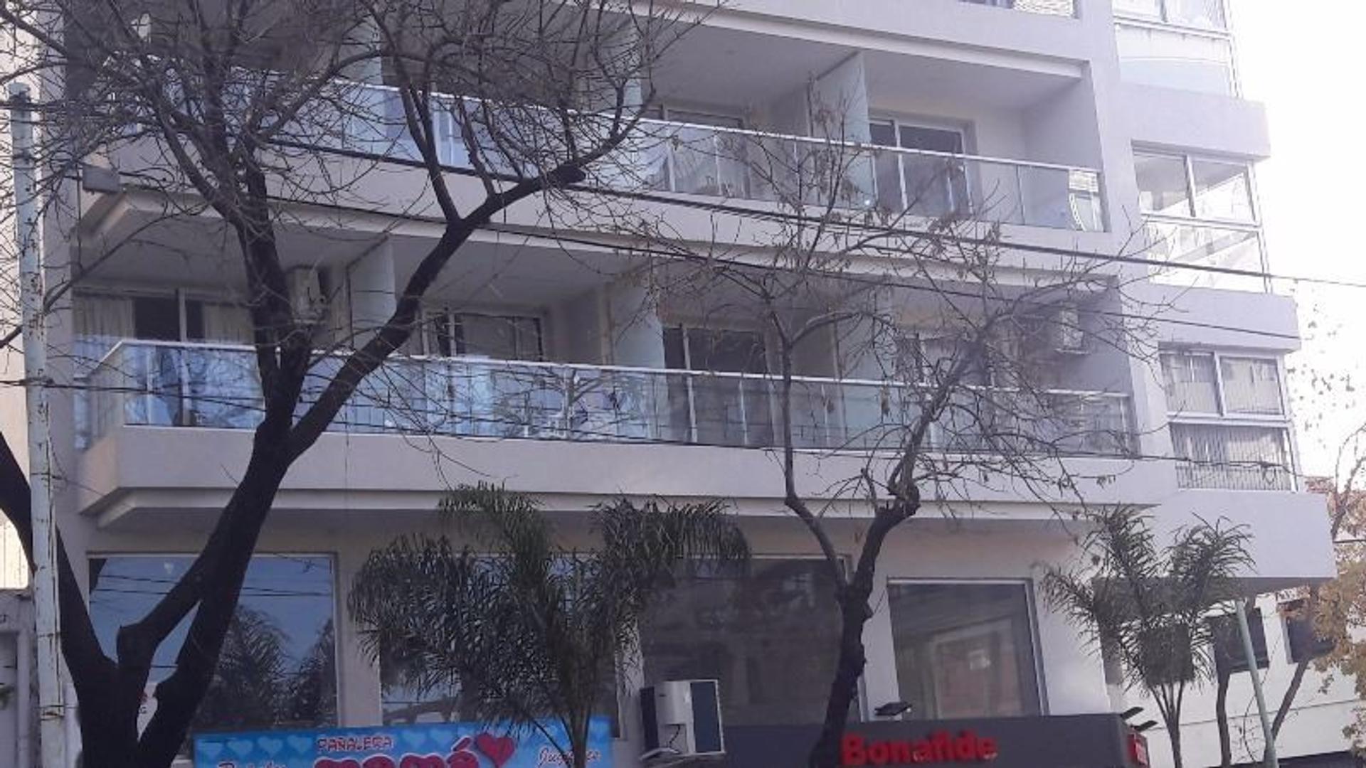 Monoambiente al fte c/ balcón - A estrenar - Edif.gran categ - Amenities -Optimos detall de construc