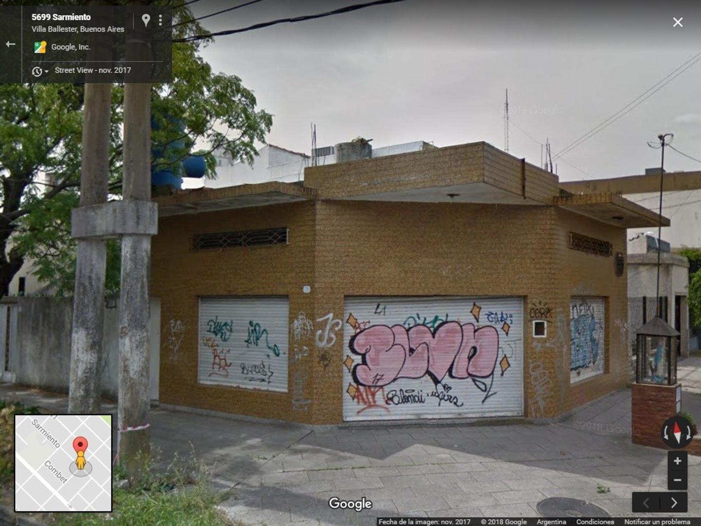Local 116m2 Desocupado, En Remate Judicial 17/08