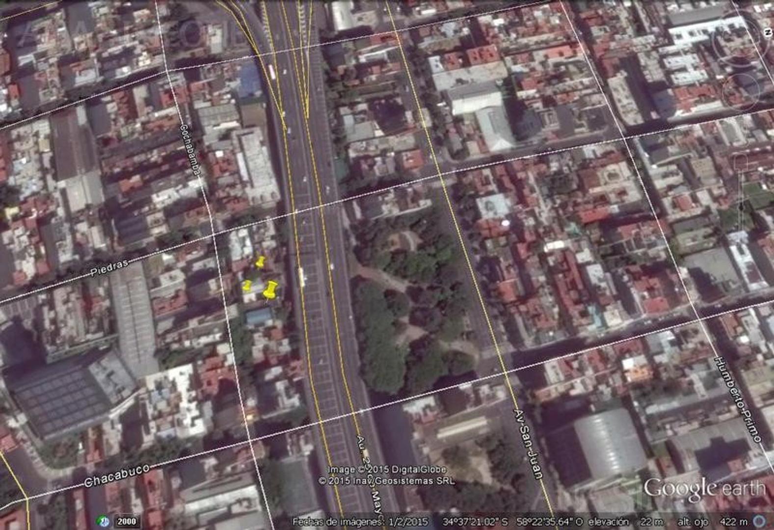 Local - San Telmo - Galpón Comercial/ Local/ Terreno  de 6,50 m x 28 m, de chapa de 4,5 m de altura