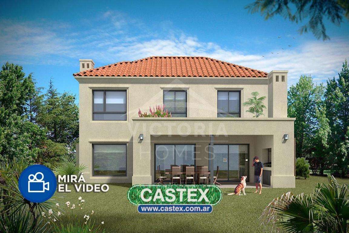Casa a construirse en El Canton, Escobar