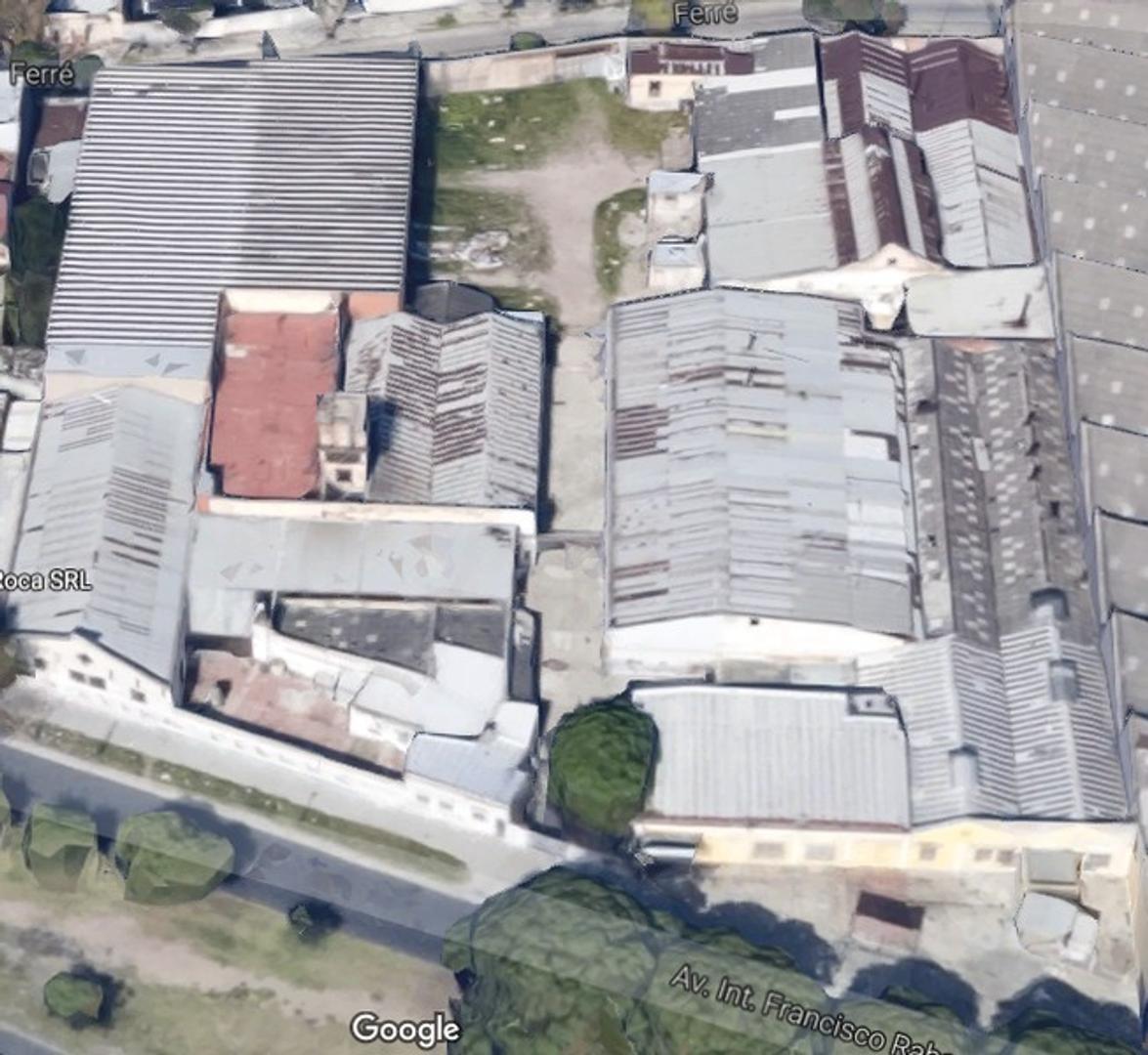 Nave Industrial en venta de 12300 m2 de terreno y 8000 m2 construidos en depósito y local