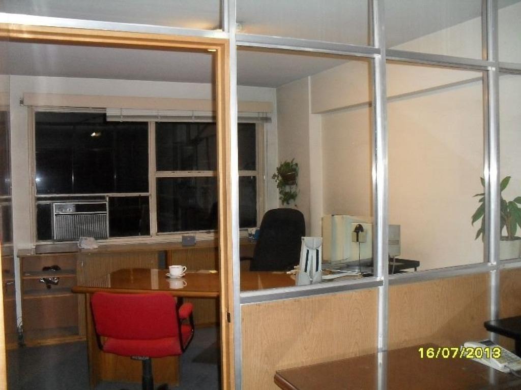 Oficinas 63m2 en el Centro - Venta o alquiler.