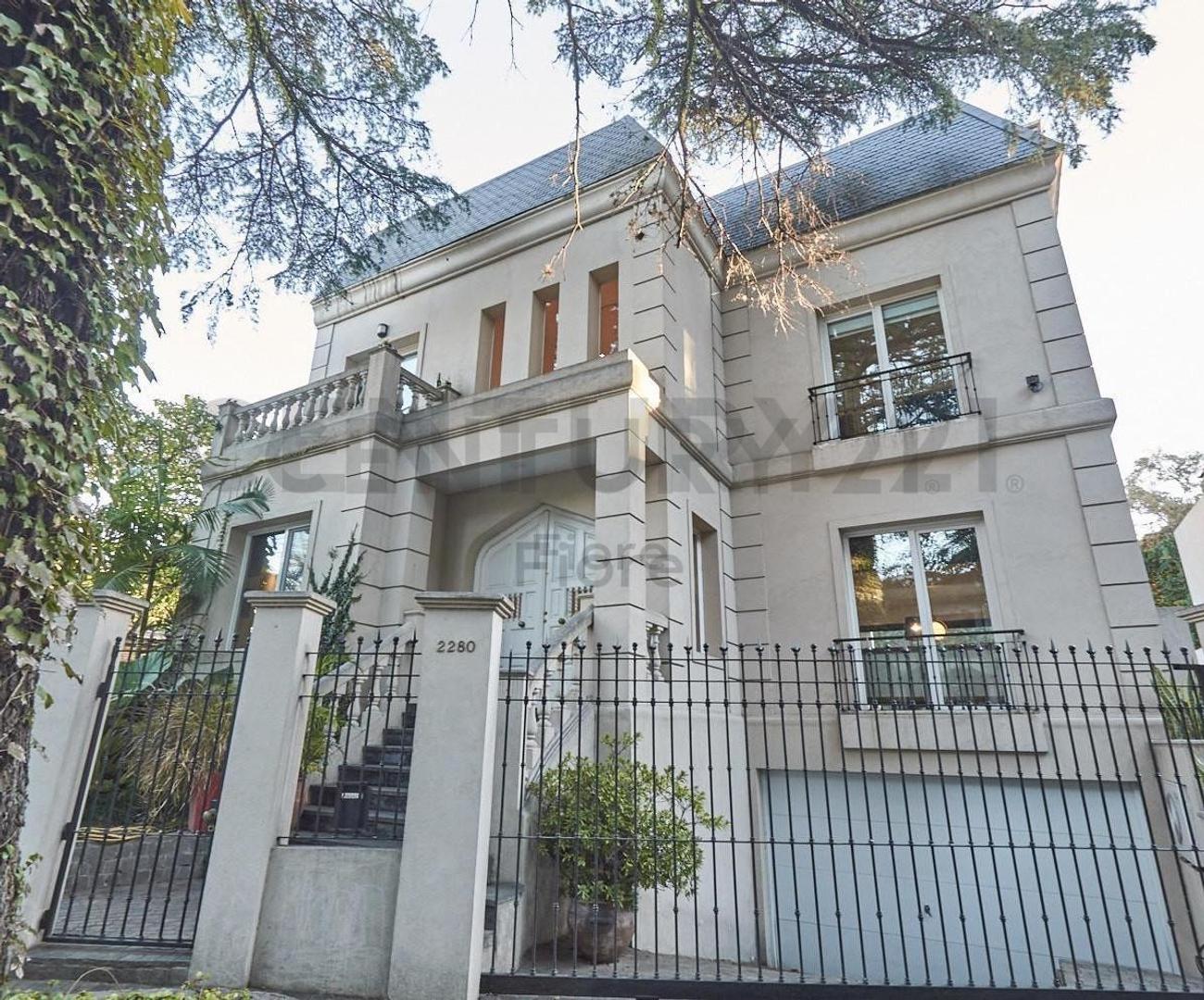 Casa en Venta en Olivos Quinta Presidencial - 6 ambientes