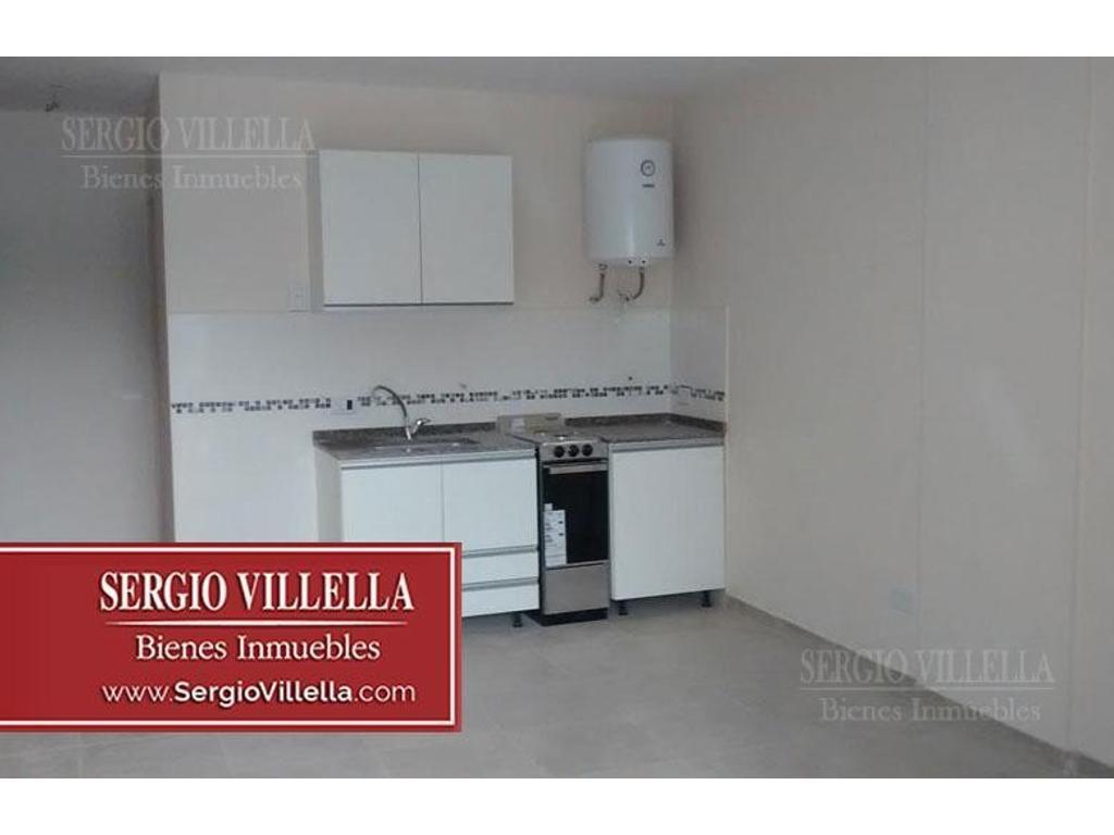 Ov. Lagos 500- Departamento monoambiente en alquiler - Rosario