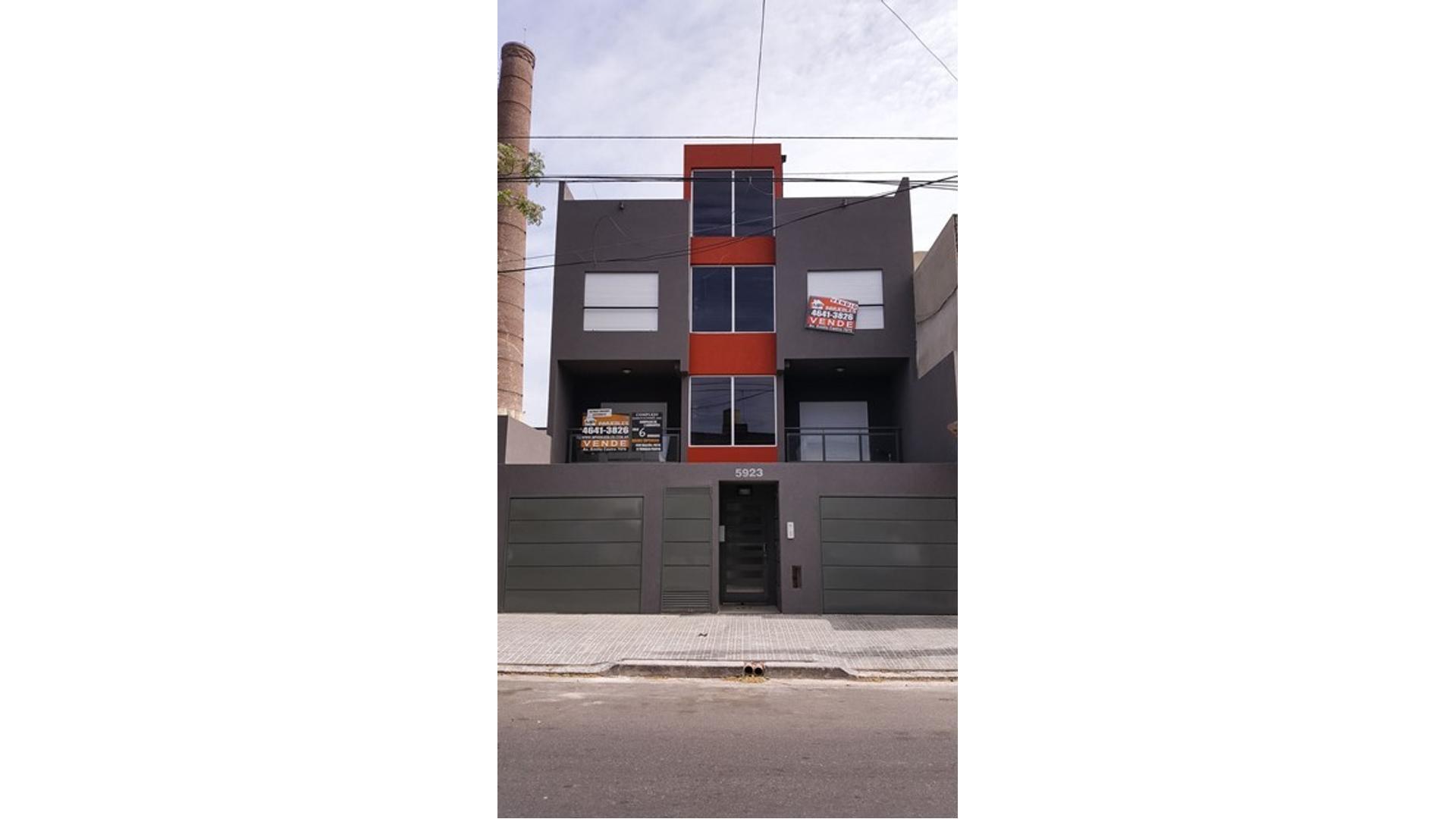 Departamento - Venta - Argentina, Capital Federal - SCHMIDEL, ULRICO  AL 5900