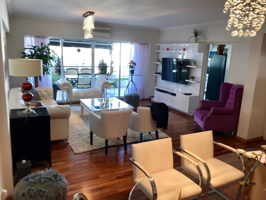 Excelente piso 4 ambientes con amenities en Caballito