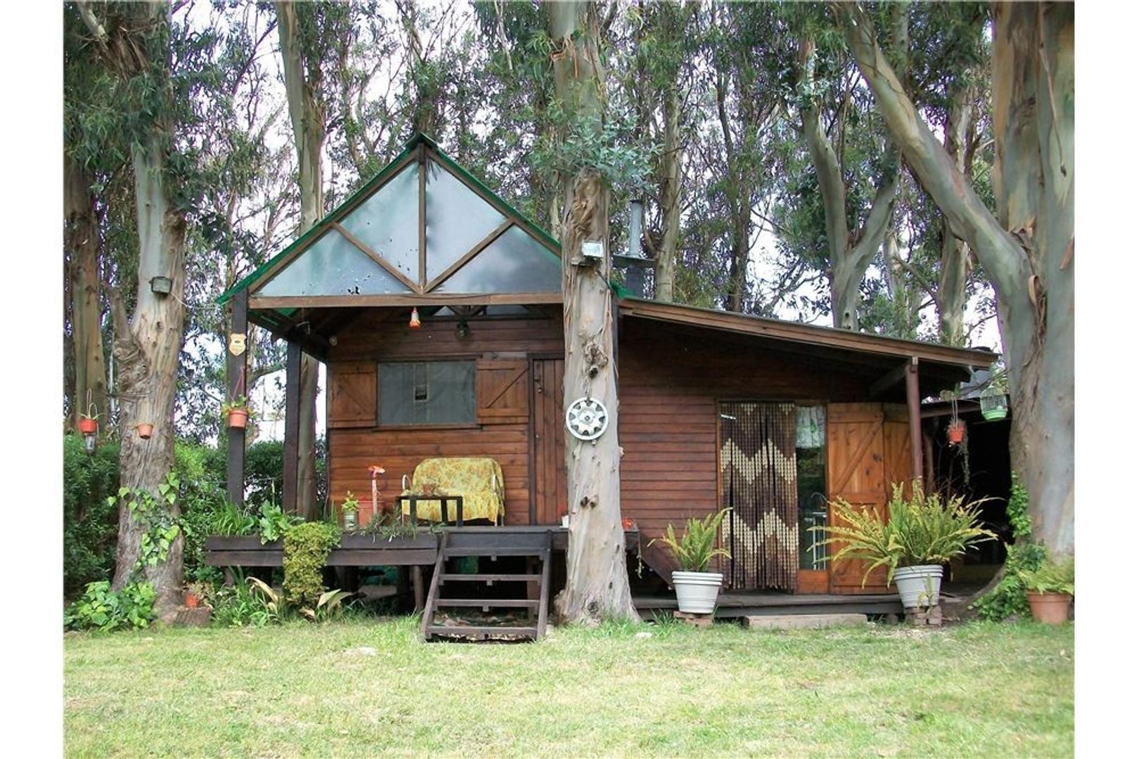 Cabaña en Barranca de Los Lobos