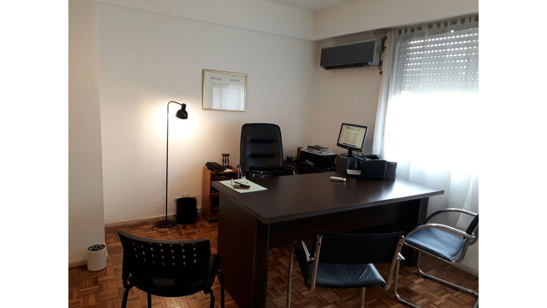 OFICINA en Alquiler Viamonte 700 10º piso