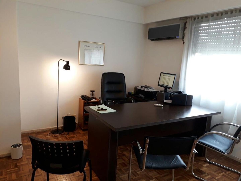 ALQUILADO - OFICINA en Alquiler Viamonte 700 10º piso