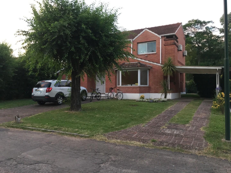 Casa en Alquiler Por Temporada en Campo Chico - 6 ambientes
