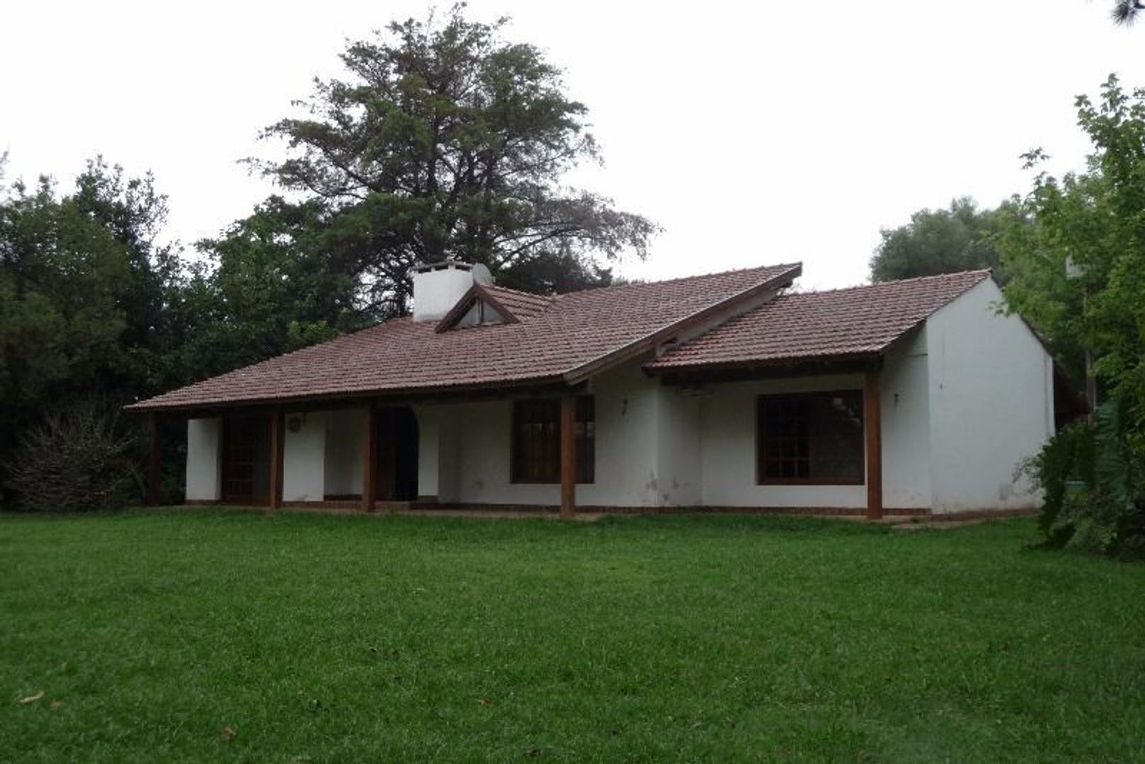 Venta Casa Quinta Baradero