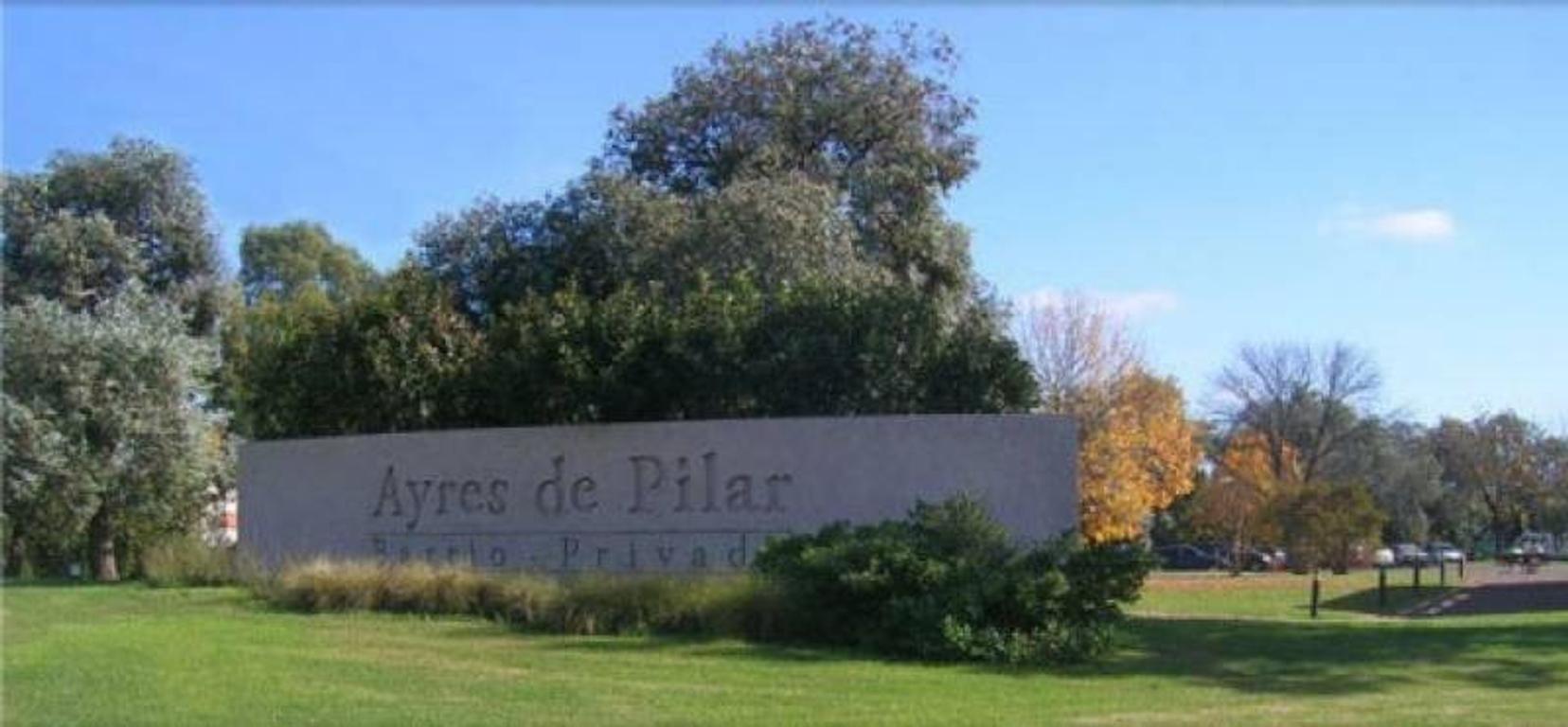 Pre Venta en Ayres del Pilar - Pilar