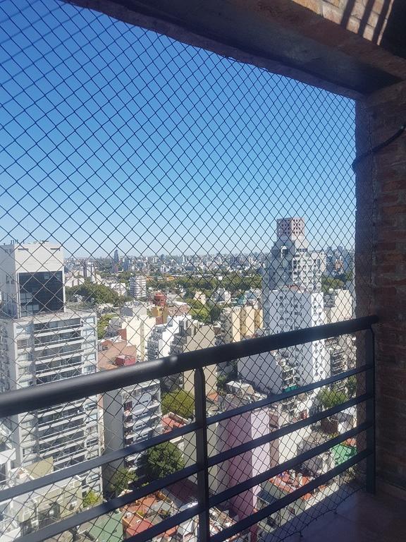 3 ambientes, suite, vestidor, 2 baños completos, amenities, balcón aterrazado Palermo.