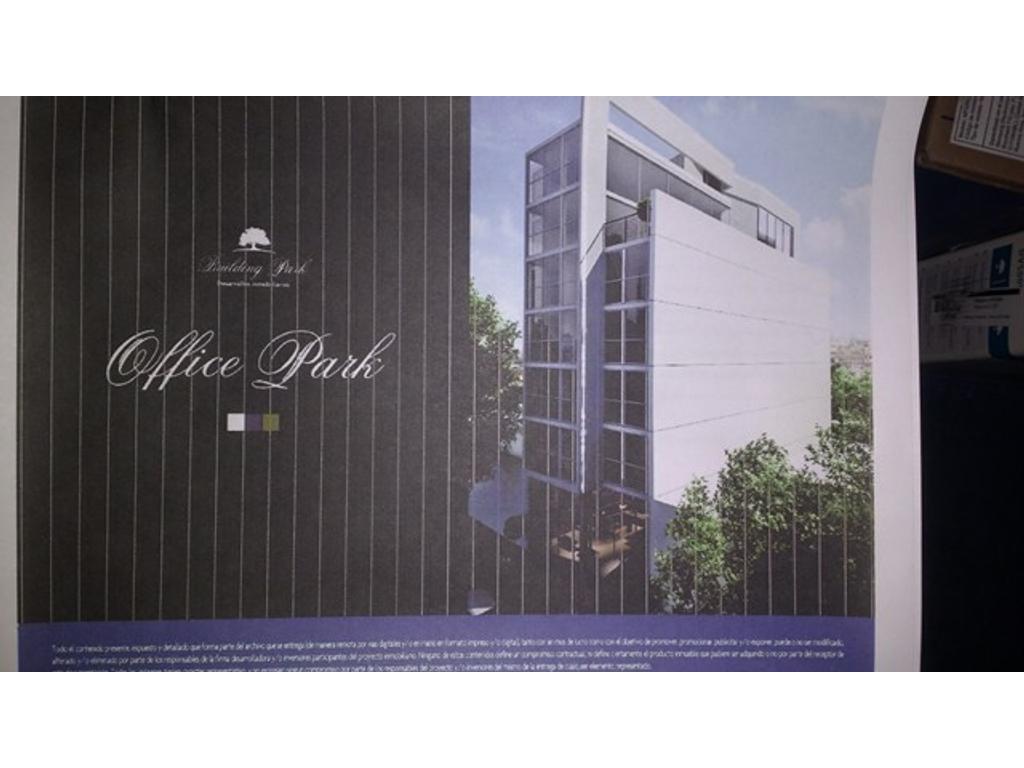 Edificio Building Office Park zona Chauvin