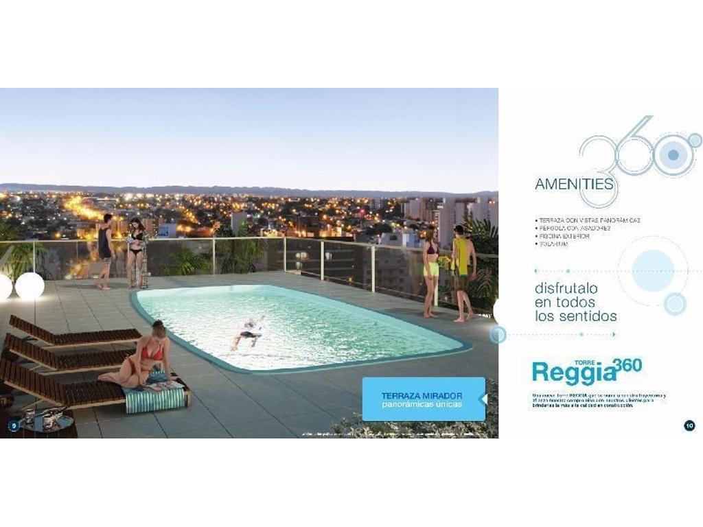 Nuevo + Frente con balcón + Pileta y asadores + Nueva Córdoba + Independencia al 1200 + Financiación