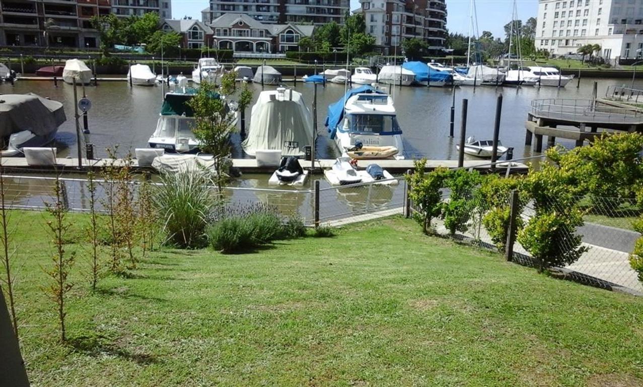 Excelente en Duplex con Jardin. Vista Bahia Nordelta al río.