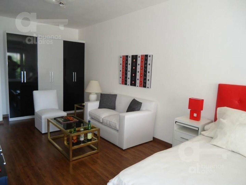 Boedo, Departamento 1 Ambiente con Balcón y Amenities, Alquiler Temporario Sin Garantía!