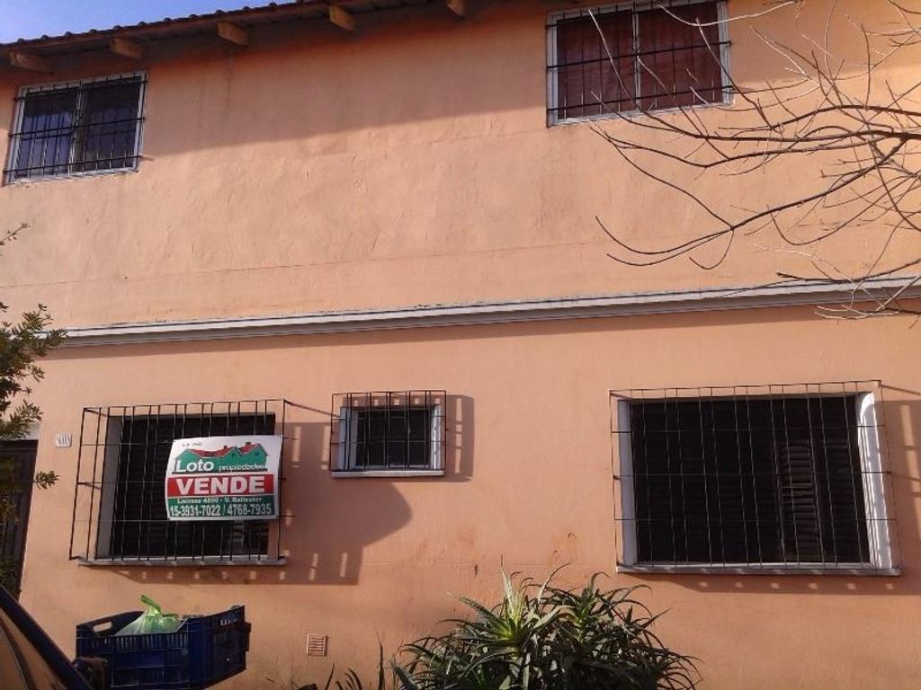 Casa En Venta En Avellaneda 4000 San Martin 3 Amb