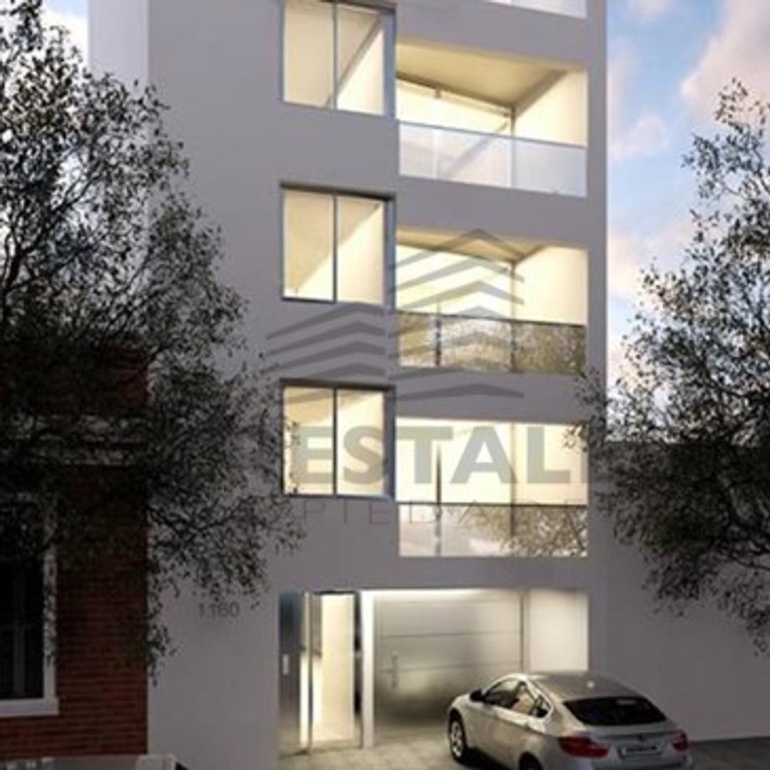 Balcarce y Mendoza - Departamento 1 dormitorio a la venta