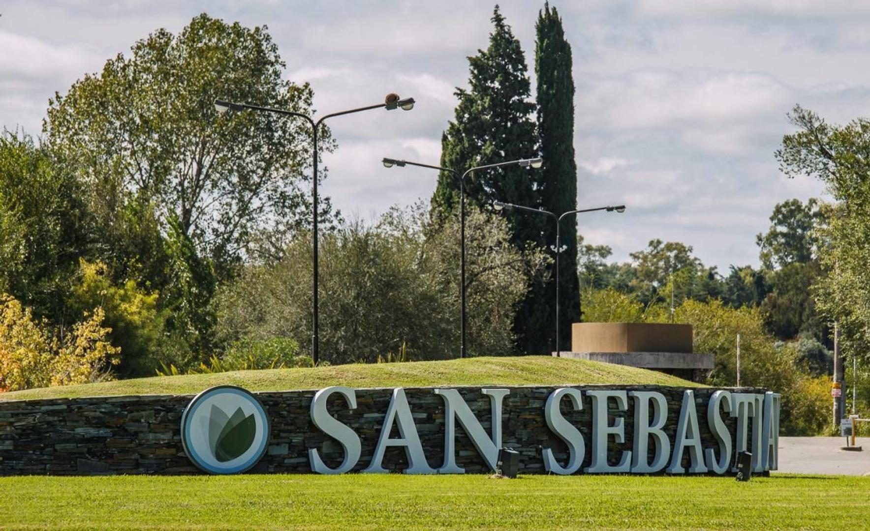 Lote en venta Barrio Cerrado San Sebastian