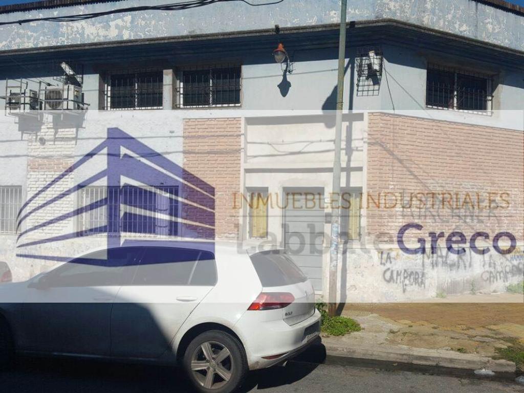 Deposito 730 m2 - Villa Maipu -Venta
