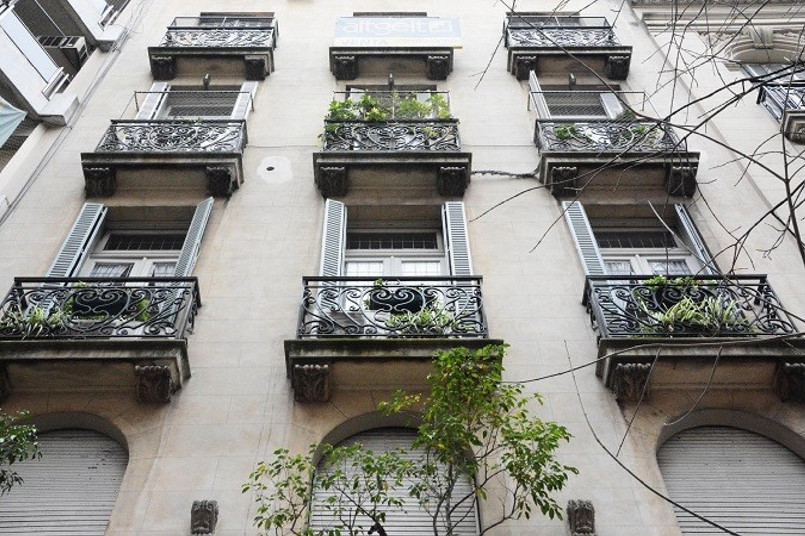 Oportunidad Dueño Vende Piso Francés Reciclado a Nuevo Recoleta