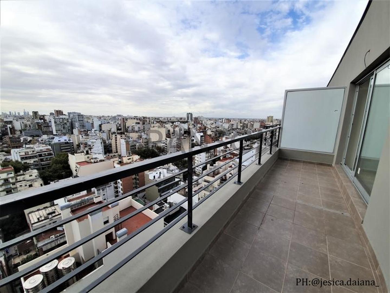 Hermoso tres ambientes amplio en la mejor zona de Caballito, piso 18! con cochera - Foto 20