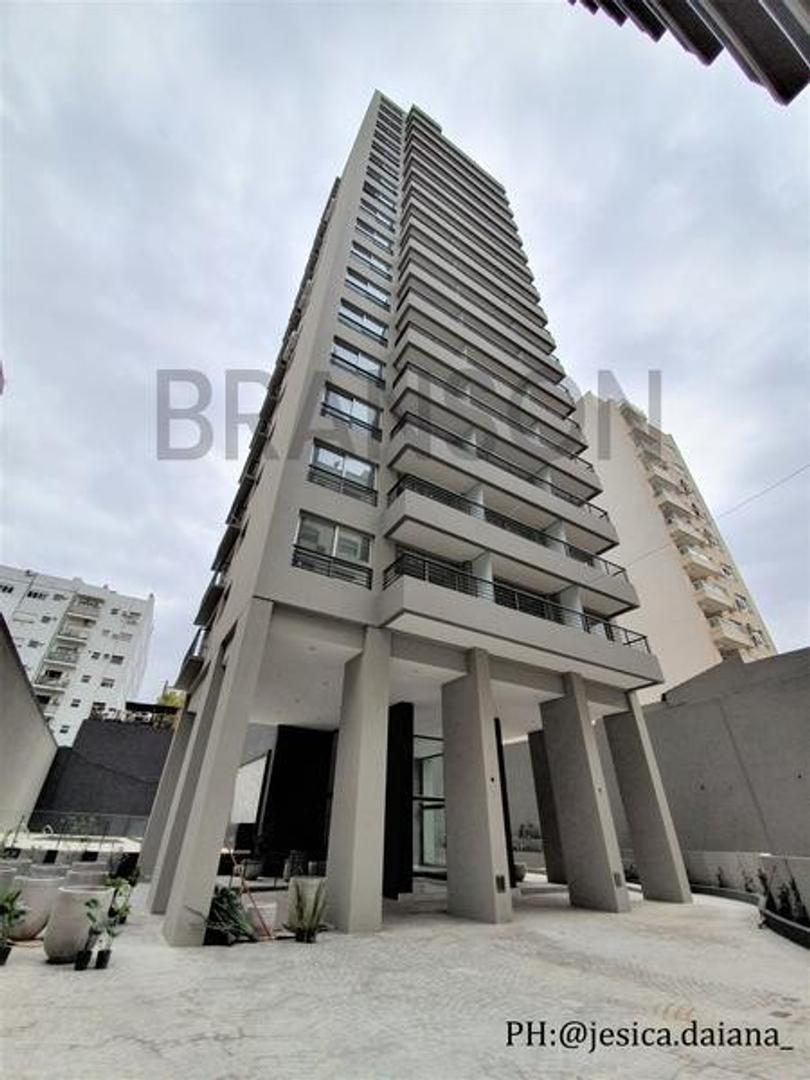 Hermoso tres ambientes amplio en la mejor zona de Caballito, piso 18! con cochera - Foto 22