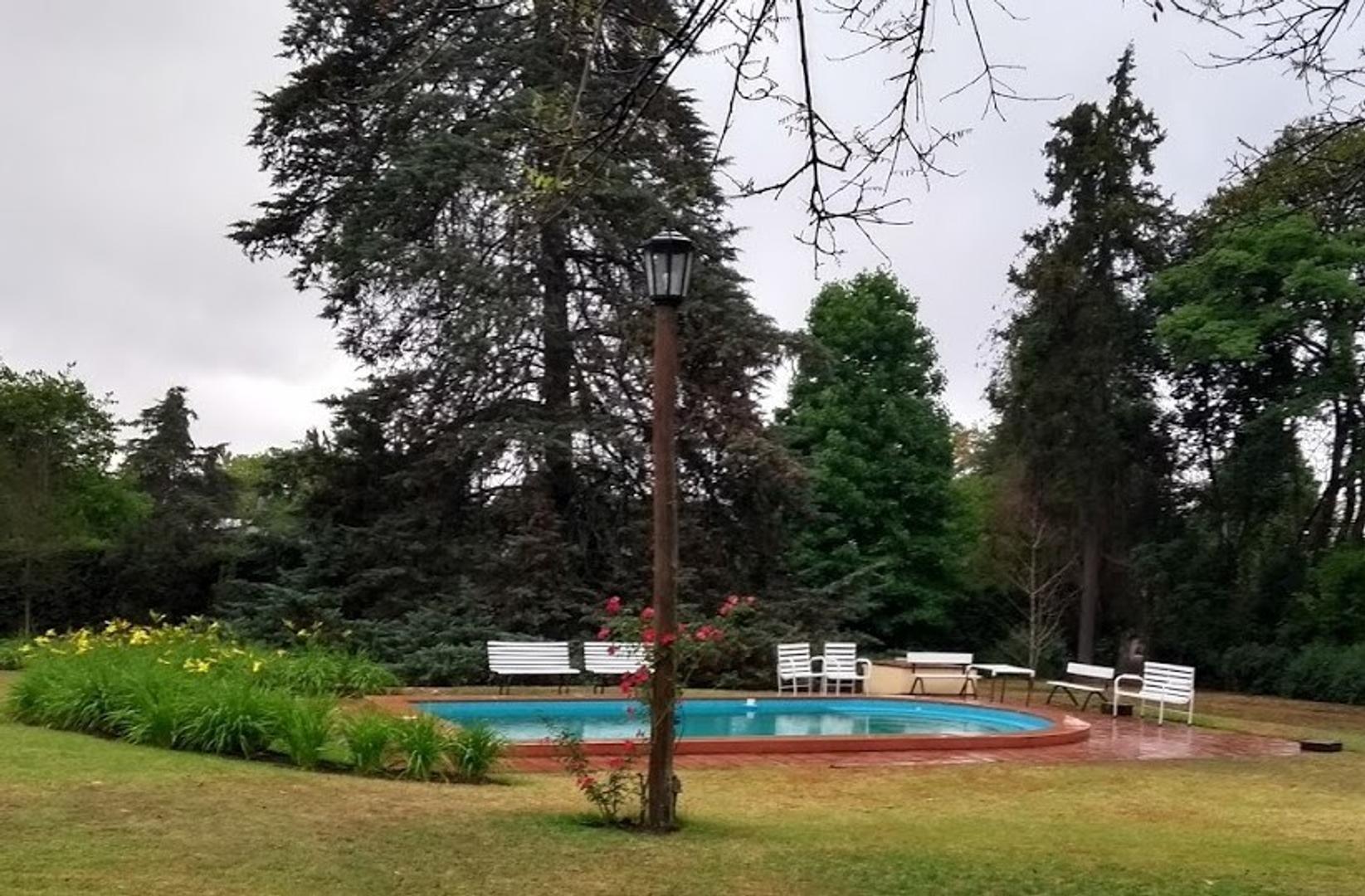 Casa en Alquiler Por Temporada en San Lorenzo - 7 ambientes