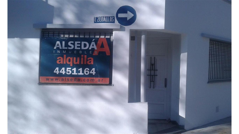 Casa de 2 dormitorios Echesortu Zeballos y Alsina!