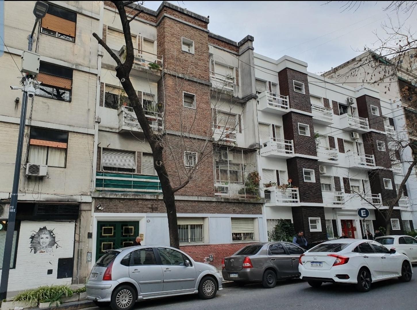 Departamento en Venta en Palermo Soho - 2 ambientes