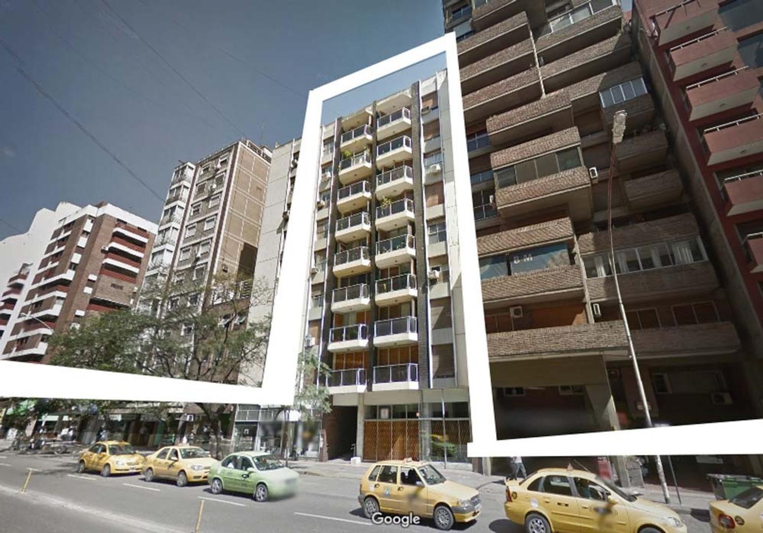 Vendo departamento en Bv Chacabuco al 100 Externo con Balcon - Foto 14