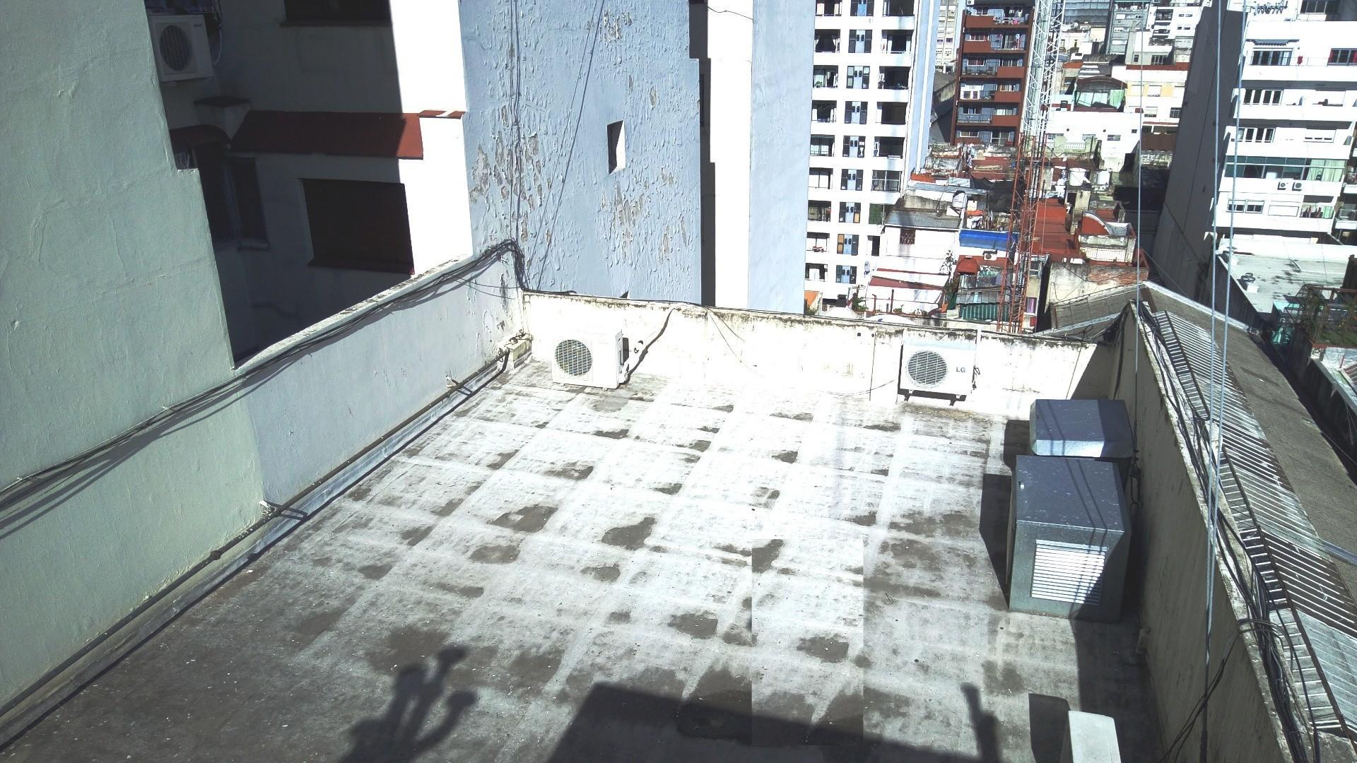 Alquiler de Terraza para antenas de telefonía o empresas de televisión  Av. Córdoba y Agüero.