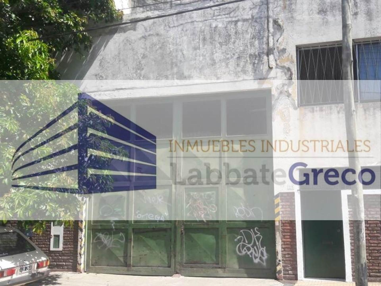 Venta Inmueble Industrial - 2820m2 - Villa Lynch