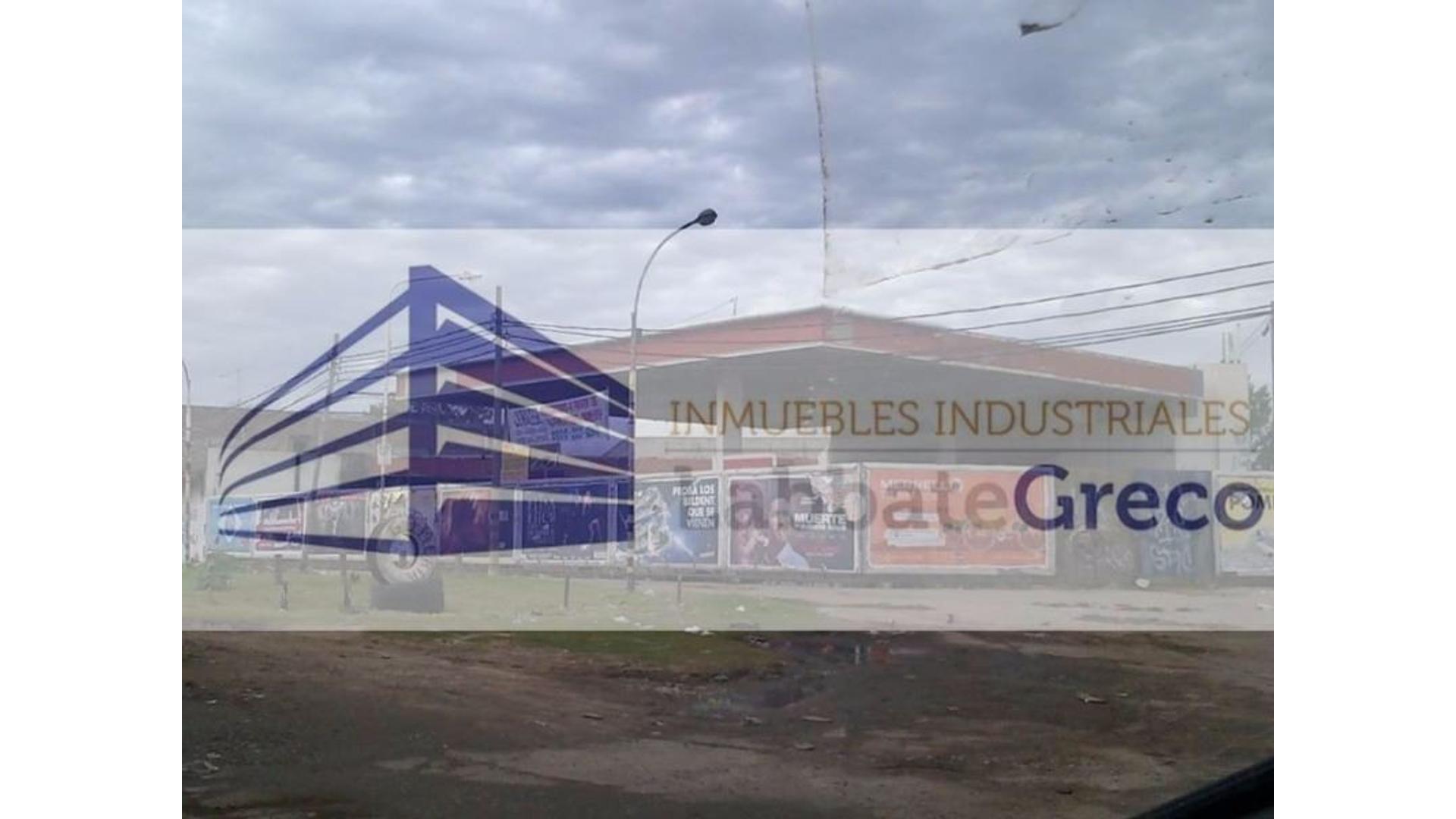 lnmueble industrial de 1.400m2 en VENTA