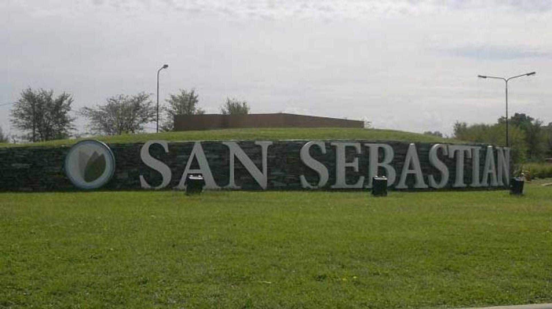 Venta de terreno en Barrio San Sebastian - Escobar