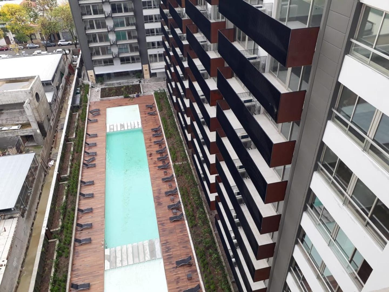 Alquiler de departamento un gran ambiente divisible en Quartier Dorrego