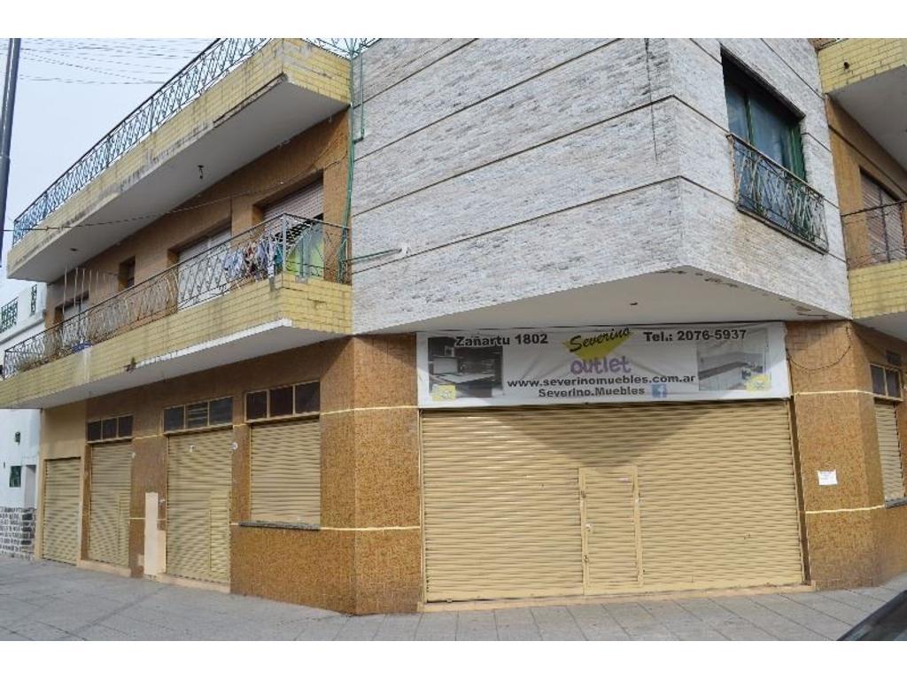 CASA RECICLADA A NUEVA CON POSIBILIDAD DE CONSTRUIR 2 PISOS MAS- P. CHACABUCO- CAPITAL FEDERAL
