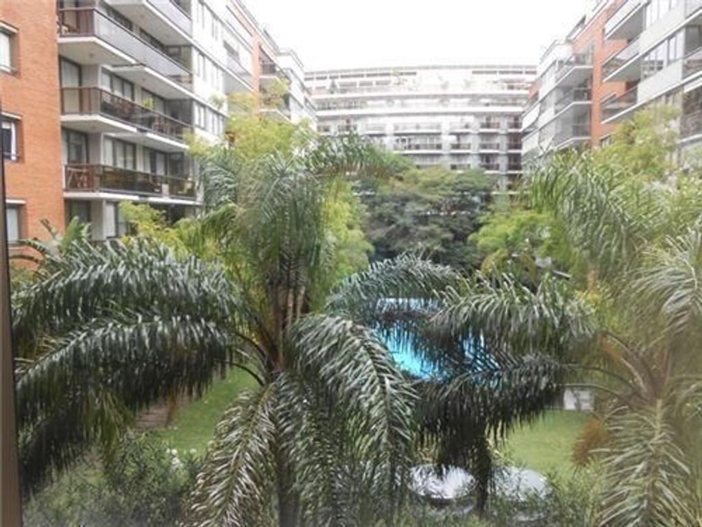 Oficina en Puerto Madero Dique 2 BRISAS PBbaja mas jardin Av Juana Manso 1650