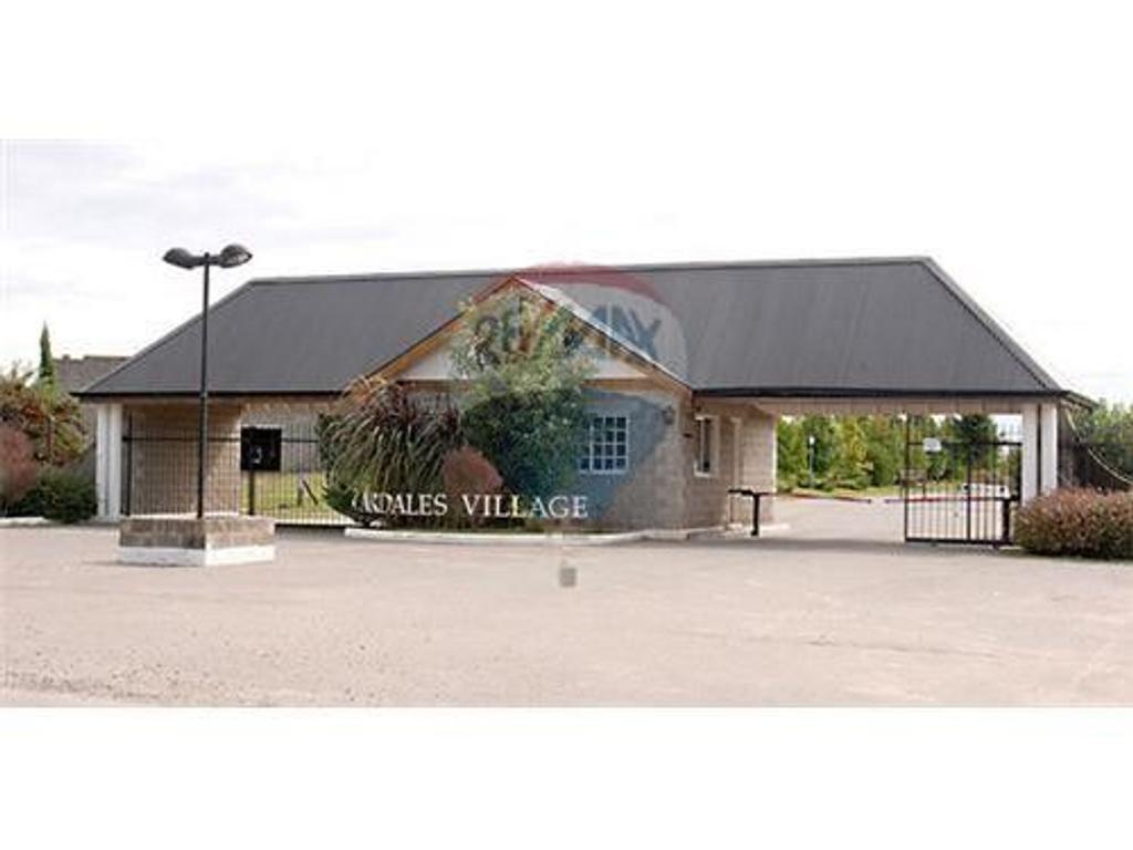 Terreno en venta / permuta en Cardales Village