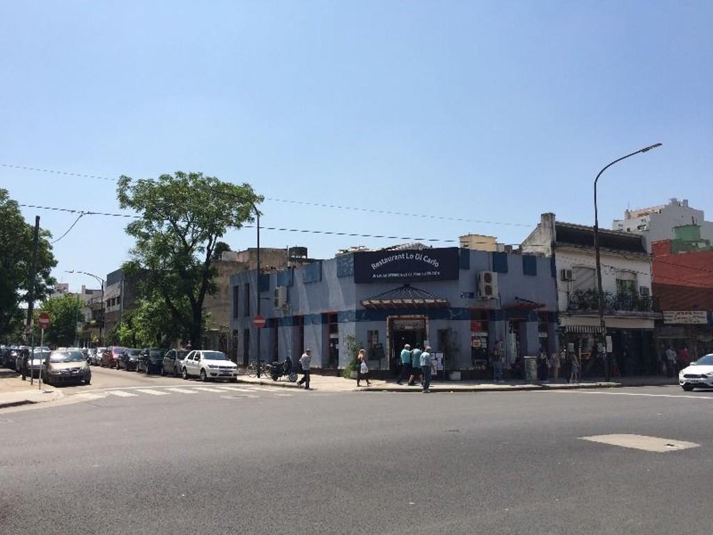 Terreno en Venta - Belgrano/Coghlan (Av. Monroe y R.Perez)