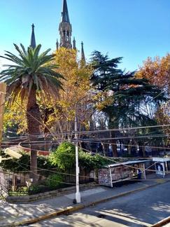 Depto. 3 Amb con Balcon en Av La Plata y Silberman - Santos Lugares