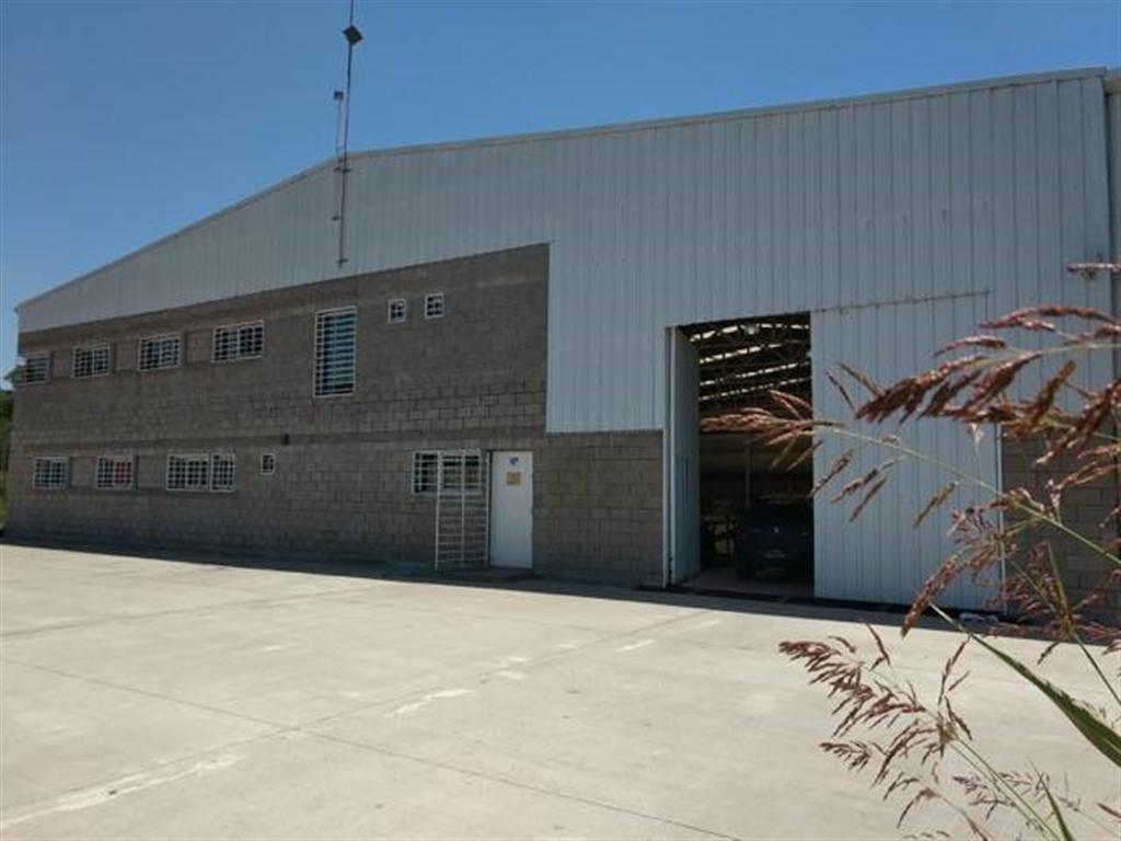Parque Industrial Lomas de Zamora: Nave Industrial y Oficina