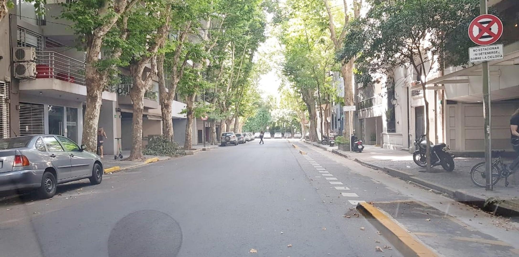 Departamento en Alquiler en Palermo Hollywood