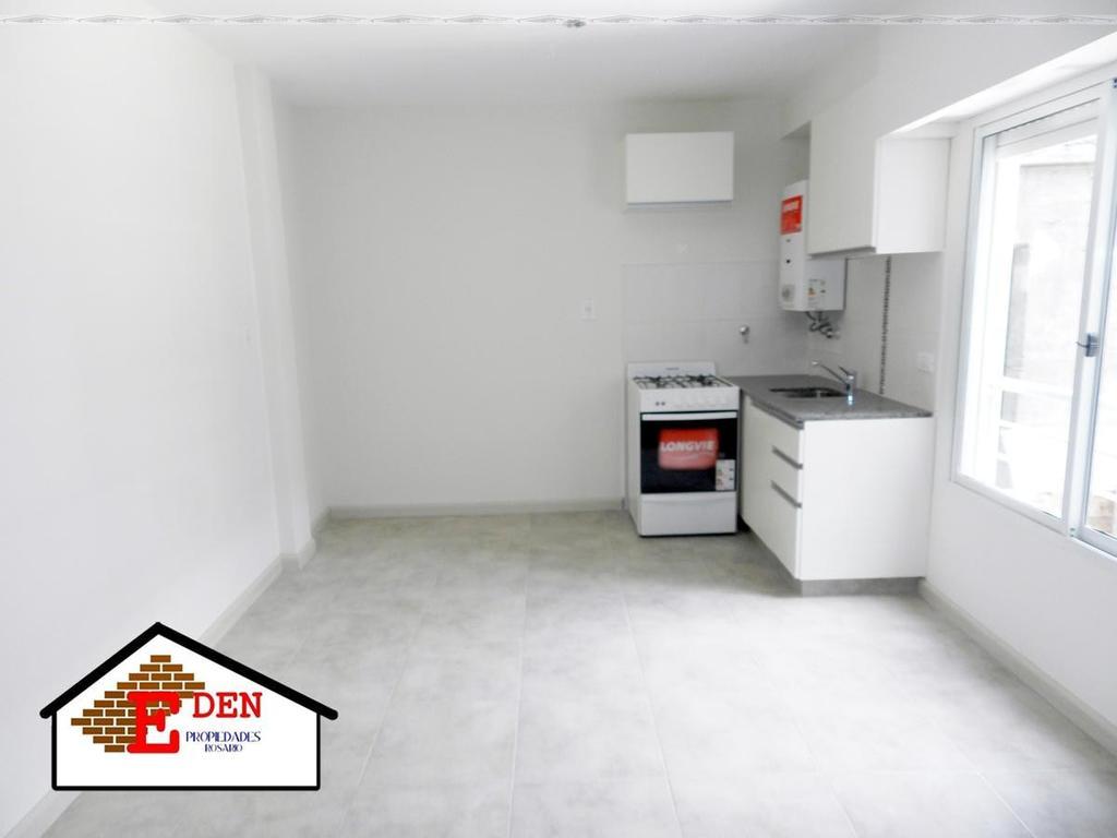 Departamento duplex de 1 dormitorio con balcón Balcarce y Urquiza | Rosario