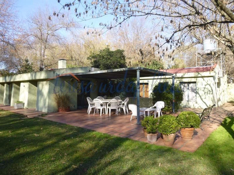 Golf Club Argentino  - 5 ambientes con cochera