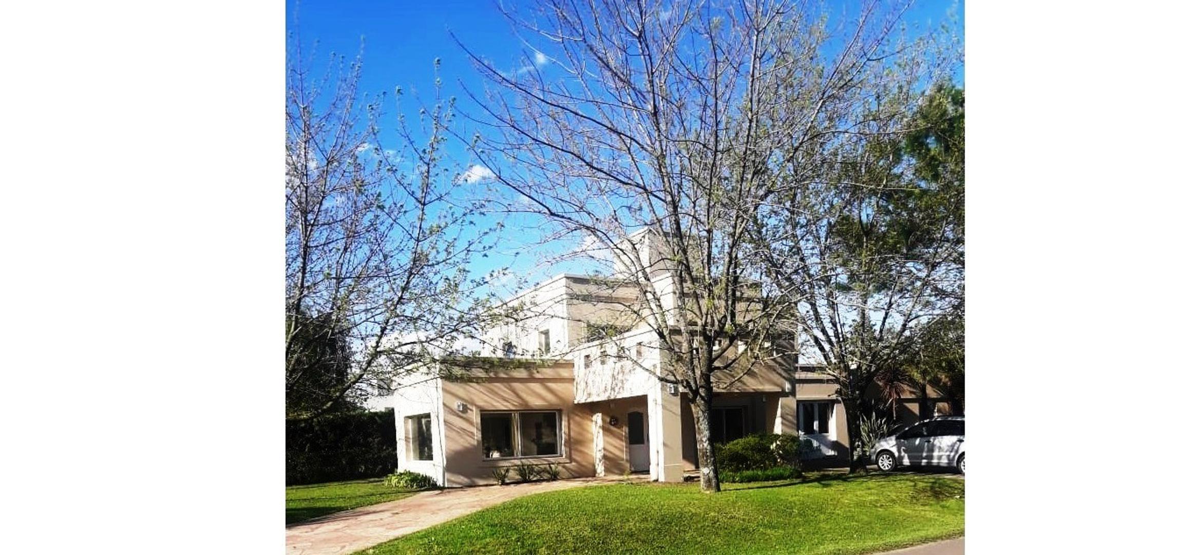 Casa en Alquiler en San Patricio