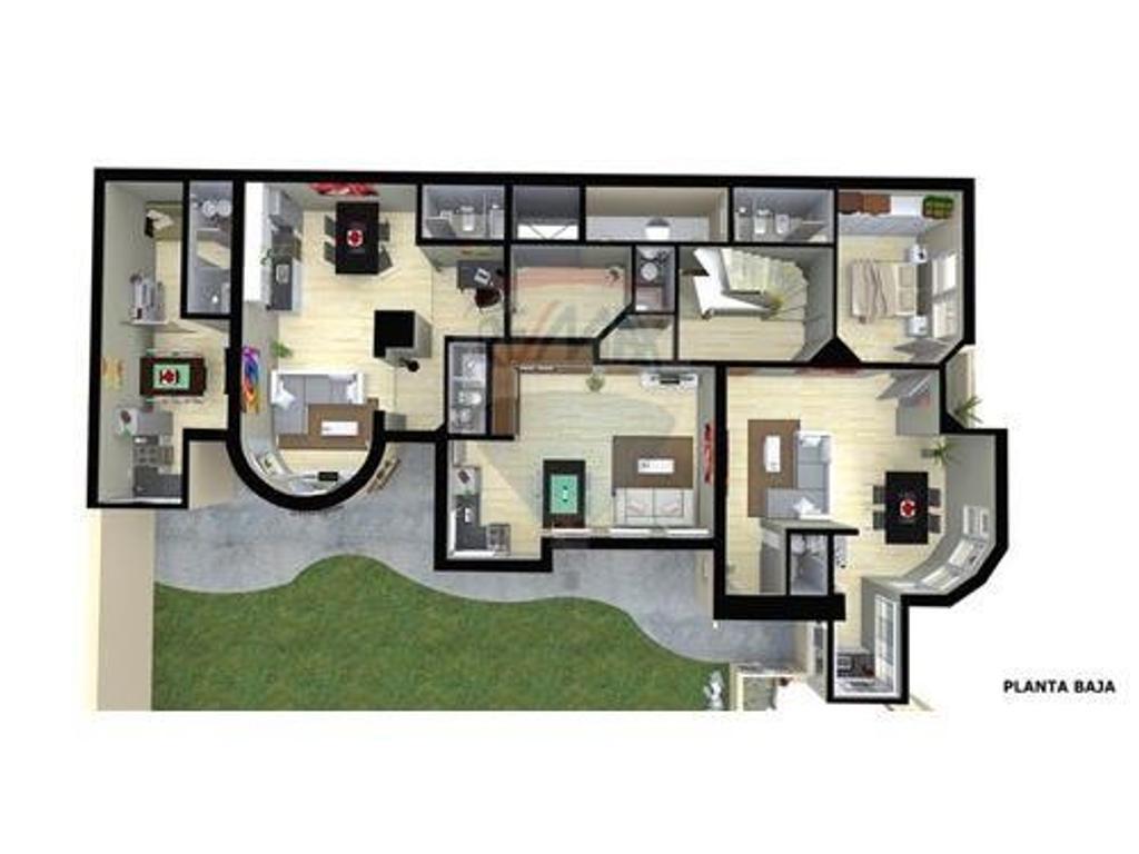 Duplex con vista panorámica