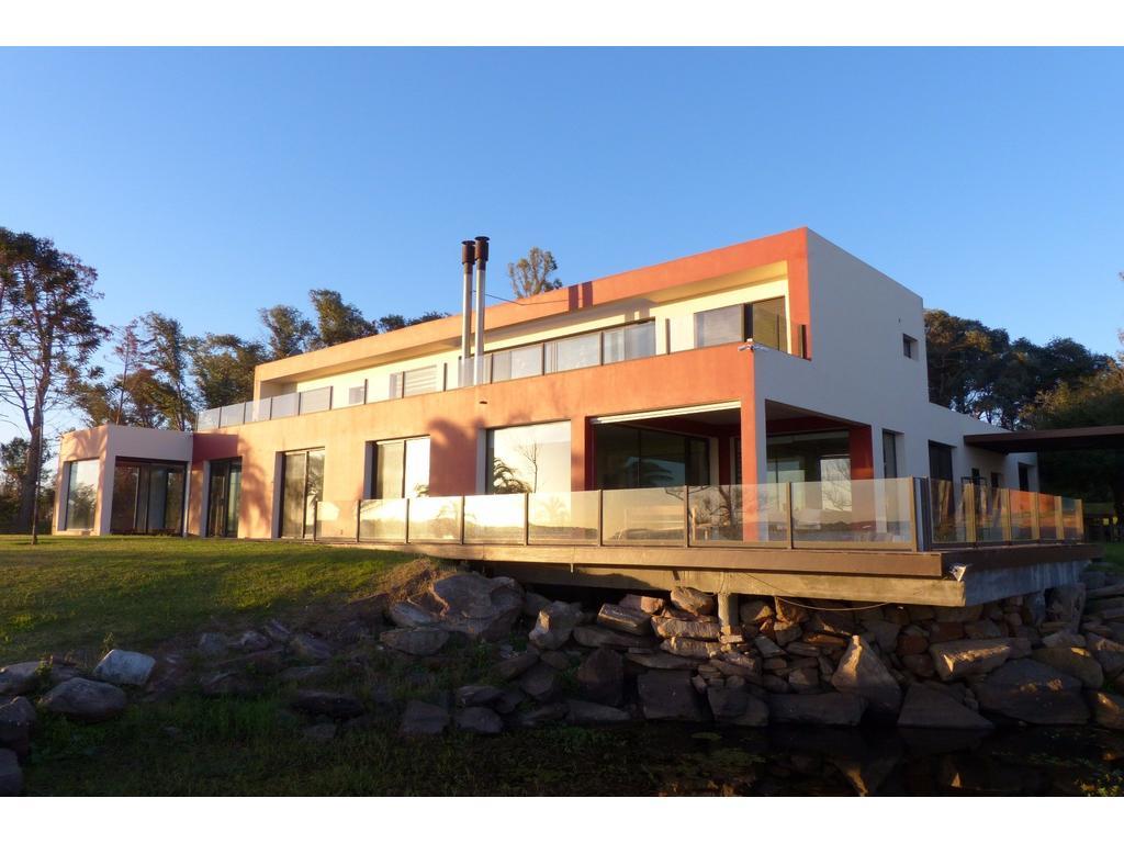 Excelente Residencia Quinta Vacacional/ Chacra -Laguna del Sauce, Maldonado Uruguay