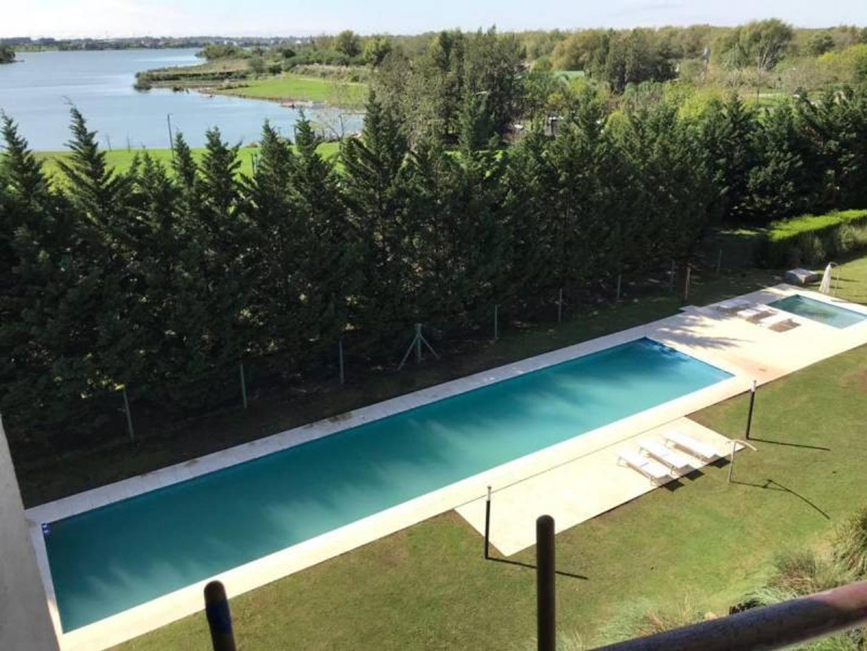 NORDELTA, INFINITY U$259.000 DEPTO 3AMB, DENTRO DE EL PALMAR, EXCEL VISTA AL LAGO Y SOL | INFINITY  - Foto 14